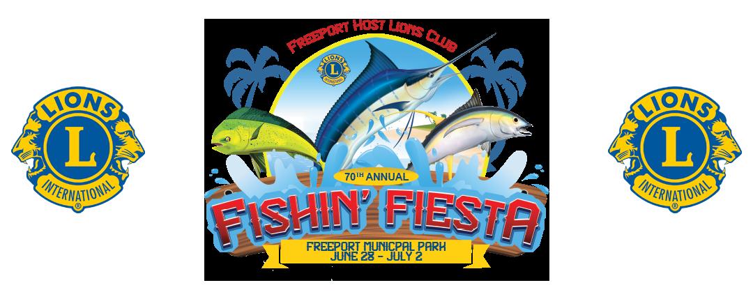 Fishin' Fiesta Logo
